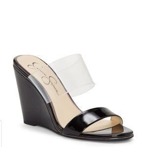 Jessica Simpson winsty wedge sandal NIB